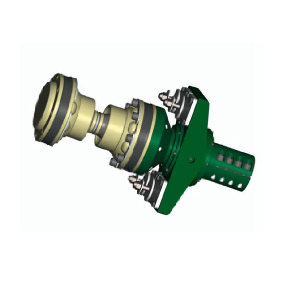 Aquadrive Antivibration System Hdl 48 690 Capella